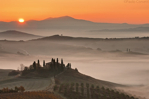 Tuscany Morning #7