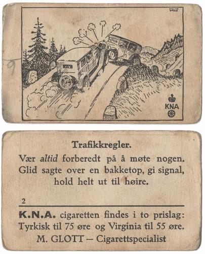 Samlekort: Trafikkort