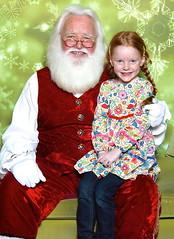 Fiona & Santa by PrincessKaryn