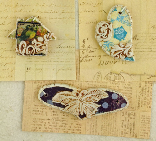 etsy purchases from Menagerie Studio