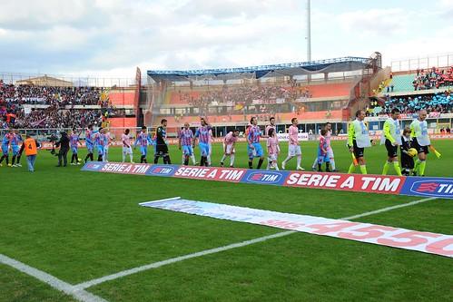 Catania-Palermo: probabili formazioni$