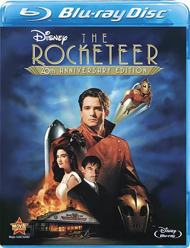 Rocketeer-Blu-ray