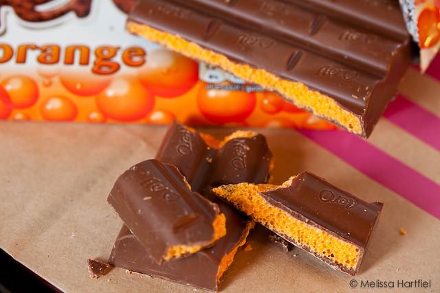 Orange Aero Bars