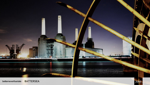 06_JUNE - BATTERSEA POWER STATION