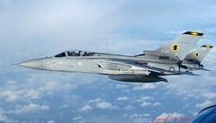 Tornado F.3 ZE203 11 Sq 27-11-03