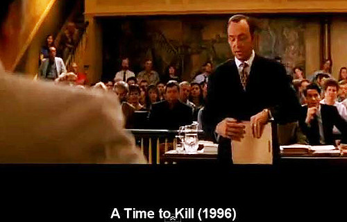 911_Hollywood_Warnings_A_Time_To_Kill_1996