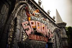 Scooby-Doo Spooky Coaster