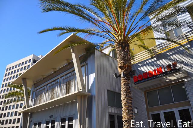 Boudin SF- Irvine, CA: Exterior