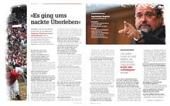 """Adolf Sauerland: """"Es ging ums nackte Überleben"""" (Focus 52/2011)"""