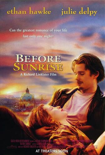 爱在黎明破晓前 Before Sunrise(1995)