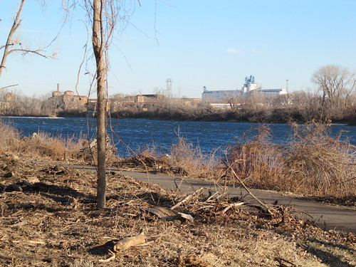 Mississippi River from North Mississippi River Park