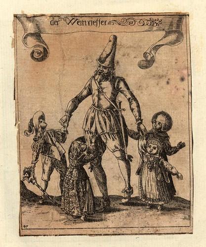 016-Basler Kleidung aller hoh- und nidriger Standts-Personen…1634- Hanns Heinrich Glaser