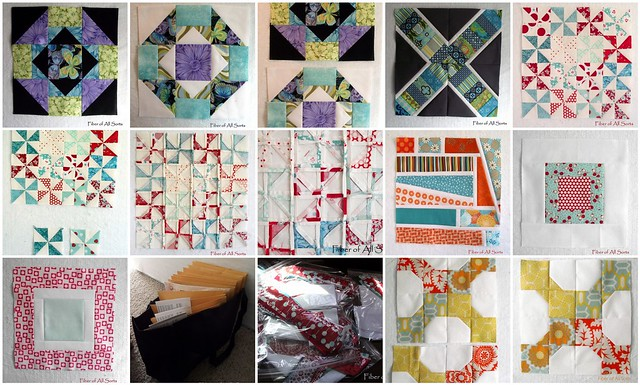 September 2011 Bee Blocks