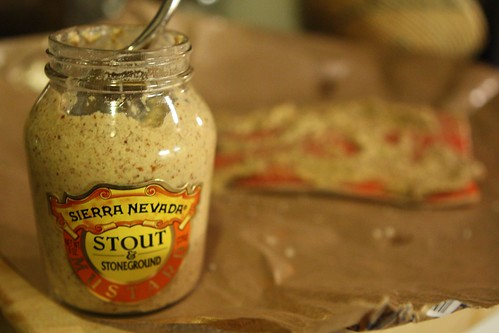 Sierra Nevada Stout & Stone Ground Mustard