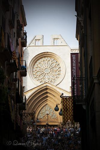 Catedral de Tarragona by Queralt Vegas