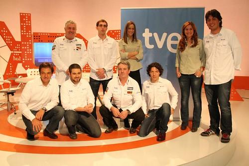 TVE Dakar 2012