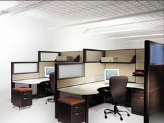 Benefiting from the feng shui office furniture setup for Ideal office layout