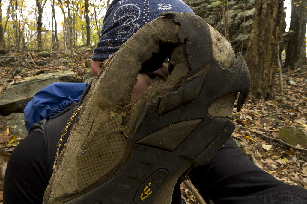 A Backpacker's Life: Q&A: Should I Buy Hiking Shoes or Boots?