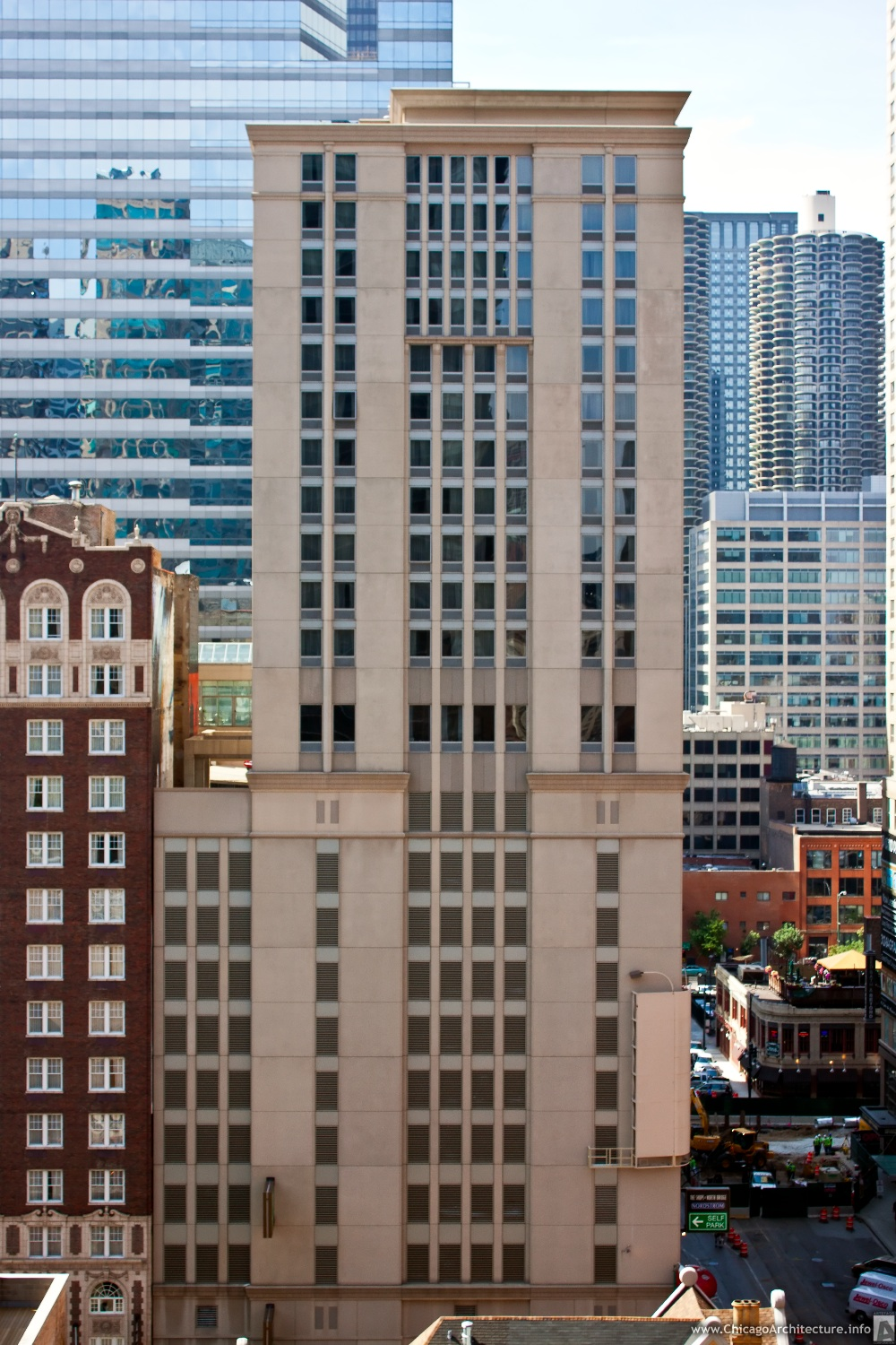 The new york city and chicago appreciation thread page - Hilton garden inn grand ave chicago ...