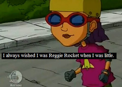reggie rocket