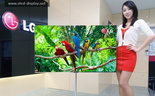 55 inch OLED  CES-2012