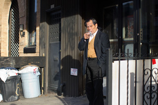 Image of Union Street. street nyc brooklyn cigarette smoke parkslope smctakumar50mmf14
