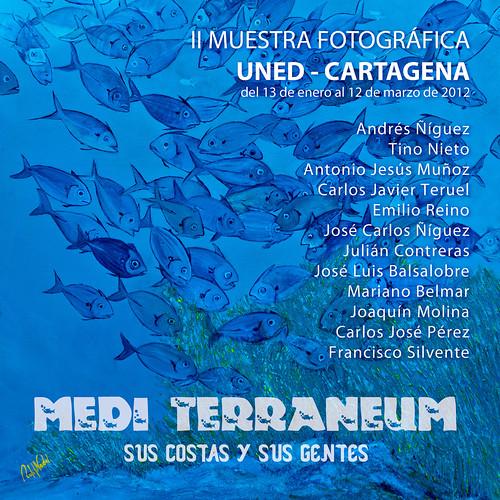 MEDI TERRANEUM by Andrés Ñíguez