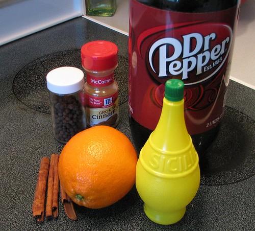 Dr. Pepper Cider