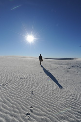 Alkali Flat Trail