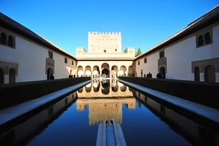 Granada, Andalucia: Alhambra, dicembre 2011 429