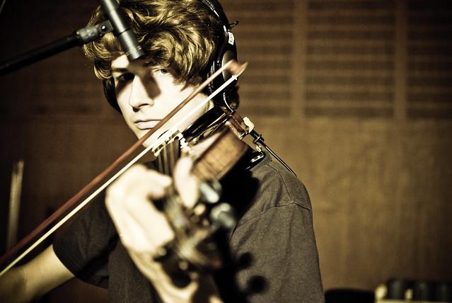 Violin Fred