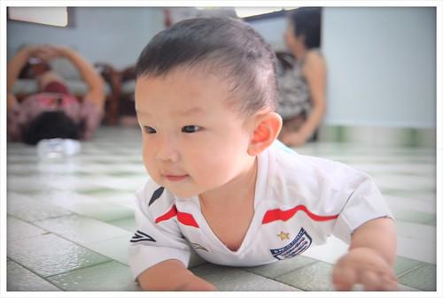 portrait baby cute malaysia benjamin d90 kahang