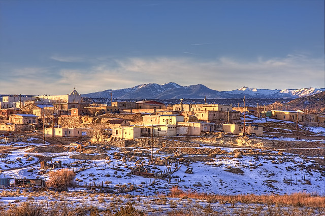 Laguna pueblo new mexico at sunset flickr photo sharing