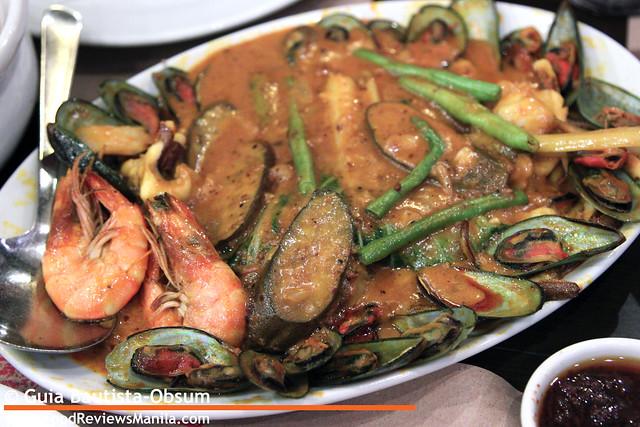 Kanin Club Seafood Kare-kare 2