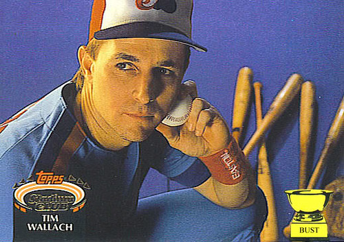 "The Top 79 Cub Killers of My Time #13: Tim ""I Am the"" Wallach"