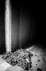 Chain in Garage