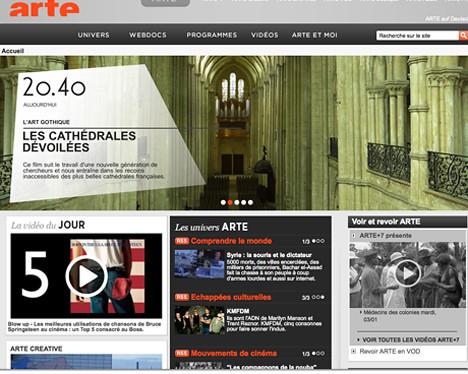 Arte-web