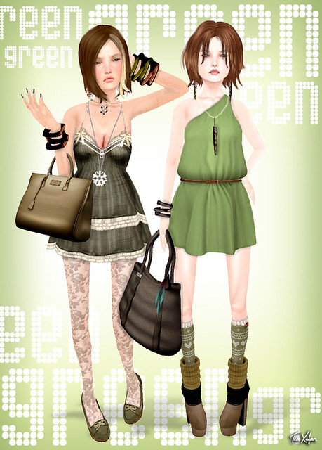 #Green/Brown-Style#01