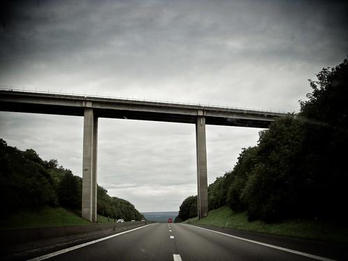 Bridge in Belgium