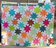Penelope's Star Quilt - Tutorial