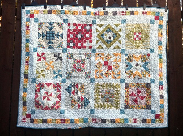 Block a palooza finally finished!