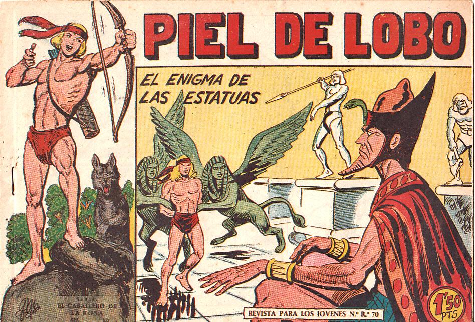 Manuel Gago - Piel de Lobo 12