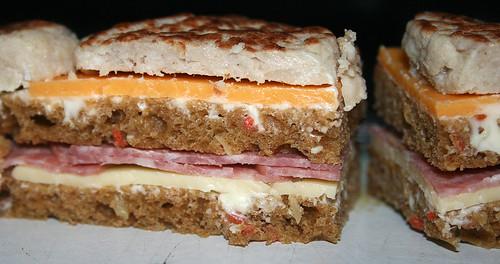 dinner layers VIII