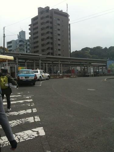 ゴールもJR東郷駅