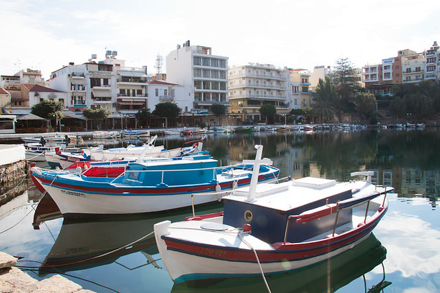 Lake Agios Nikolaos