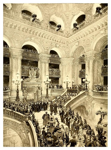 025-Inauguracion del Opera House de Paris-The music of the modern world illustrated in the lives and works…Vol 1-1895