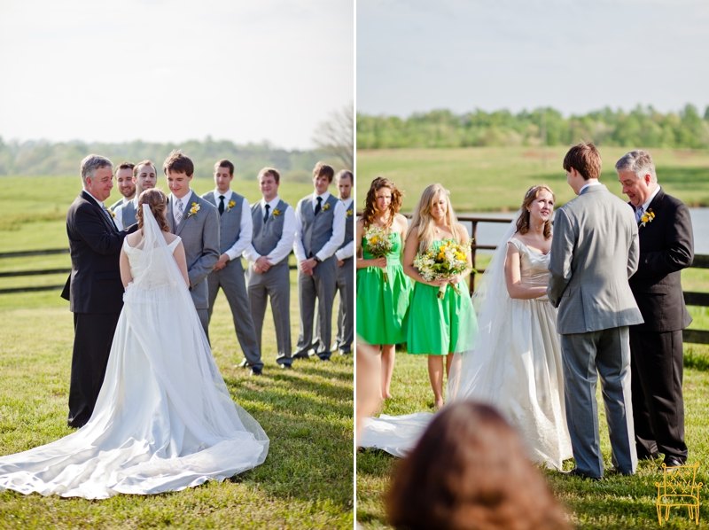 gray and yellow outdoor vintage wedding_054