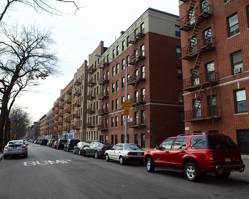 Edgecombe Avenue, Sugar Hill, New York City
