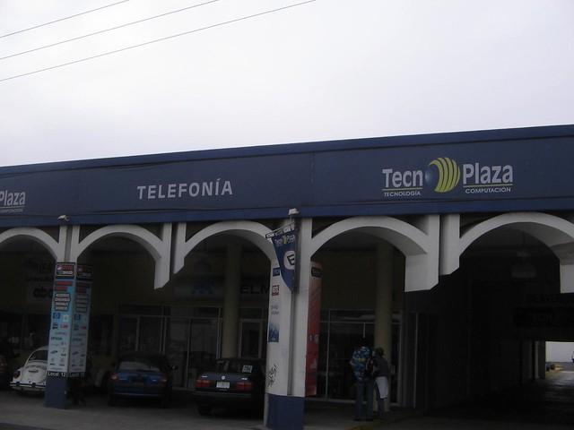 Tecno Plaza Puebla