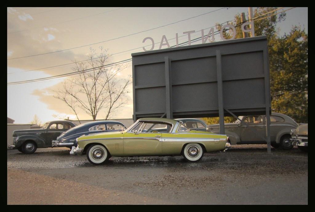 Velma Kelley's 1955 Studebaker SPEEDSTER